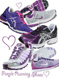 01beae50a90fe Cute Purple Running Shoes Purple Shoes