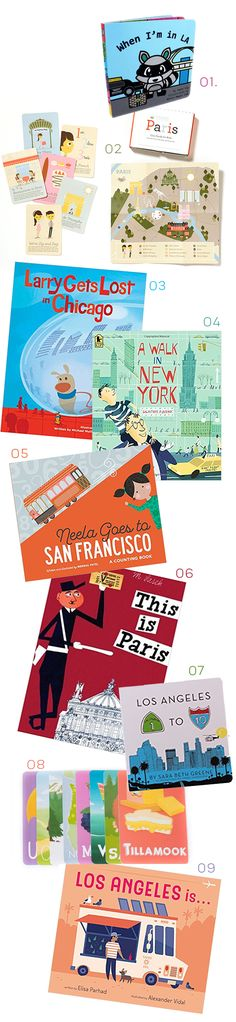 City Books for Kids