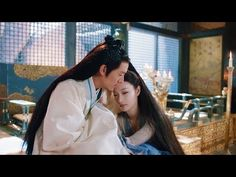 """Chang Chen & Ni Ni """"Love and Destiny"""" Trailer Reaction Three Lives Three Worlds Drama News, Scarlet Heart, Peach Blossoms, Eternal Love, God Of War, Chen, Destiny, Falling In Love, Love Story"""