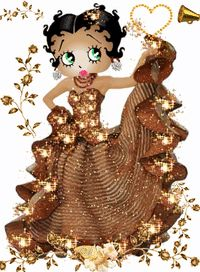 Discover & share this Betty Boop GIF with everyone you know. GIPHY is how you search, share, discover, and create GIFs. Pin Up Pictures, Betty Boop Pictures, Black Girl Art, Art Girl, Imagenes Betty Boop, Gifs Lindos, Black Betty Boop, Boop Gif, Lip Wallpaper