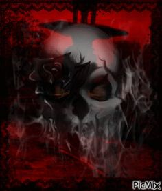 Dark Fantasy Art, Dark Art, Freak Flag, Halloween Gif, Montage Photo, Dark Moon, Gif Animé, The Grim, Grim Reaper