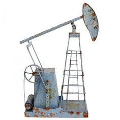 Oil Derrick Pump | Home Decor | Pinterest | Shop home, Pump and Pumps