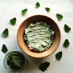 The abundance of greens in the garden make the perfect base for different  variations on pesto, chimichurri, and as the recipe below, chutneys. While  most gardeners or farmers pull the weeds, making room for better known  leafy greens like spinach, chard, and kale, I like to allow some wild  gr