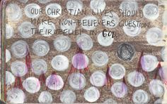 Daughter Zion Designs: Art Journal Pages