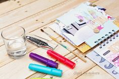DIARI DE COLORS: TUTORIAL SELLOS + GELATOS