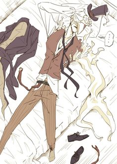 Jack The Ripper Identity, Jack Ripper, Jojo Stands, Identity Art, Manga, The Magicians, Anime Guys, Character Design, Fan Art