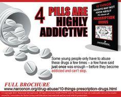 Pills are HIGHLY addictive #narconon