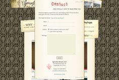 25 Creative Contact Form Designs