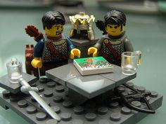 Excellent Lego vignette