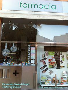 Vía ©DiSalud Escaparate temático en www.farmaciadisalud.com: Productos Dietéticos #Siken Diet (general)