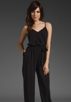 i love jumpsuits just put 'em on and your good to go!