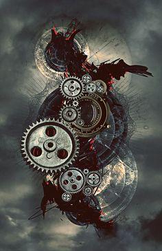 Steampunk+by+spraynwipe.deviantart.com+on+@deviantART