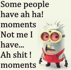New funny stories humor hilarious minions quotes ideas Funny Minion Pictures, Funny Minion Memes, Minions Quotes, Funny Jokes, Minion Humor, Minion Love Quotes, Funny Photos, Haha Funny, Funny Shit