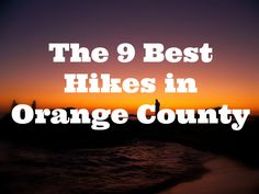 If you're planning a trip to California and plan on stopping in Orange County, remember that it's more than just beautiful beaches. It's also home to excellent hiking and walking …