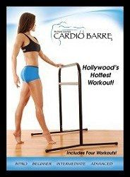 Cardio Barre: Four Workouts on One DVD $24.95