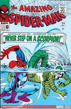 Spiderman 1963 #29 (Steve Ditko)