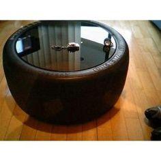 Rosely Pignataro: Reciclando pneus.