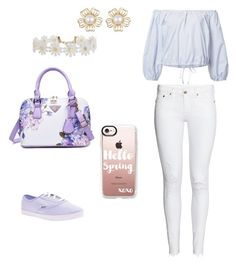 """""""Spring has Sprung"""" by darian-nicol on Polyvore featuring Sea, New York, adidas, Casetify and Humble Chic"""