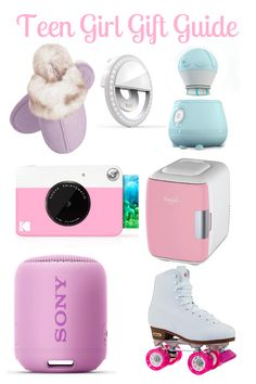 Birthday Gifts For Girls, Birthday List, 8th Birthday, Instant Print Camera, Unique Gifts, Great Gifts, Music Speakers, Gifts For My Girlfriend, Teenage Girl Gifts