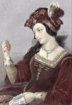 Anne Boleyn by ajhistoric2 on deviantART