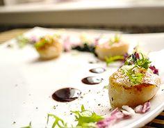 Блюда из морского гребешка рецепты