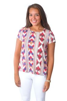 Due South Marie Top