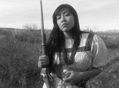 Lynnette Haozous: Meet the Artist Behind the Warrior Woman