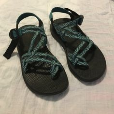 Lightly used Women's Chacos Size 9 Worn 10 times or less, wanted to love them so badly but just couldn't get used to them. $45! Chacos Shoes Sandals