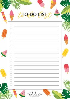 Lista cose da fare, to do list printable To Do Lists Printable, Printable Planner, Freebies Printable, Daily Planner Pages, Weekly Planner, Bullet Journal Ideas Pages, Bullet Journal Inspiration, Memo Template, Planner Supplies