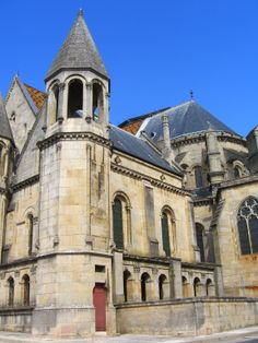 The historic city of Langes in the Champagne-Ardenne, #France