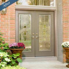 Doors by AluminumCompany.com Fiberglass Entry Doors, Wood Entry Doors, Patio Doors, Sliding Doors, Door Entry, Interior Barn Doors, Exterior Doors, Glass Front Door, Front Doors