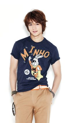 Choi Minho 최민호 is the main rapper of the group. This lyricist and actor was born December 9, 1991