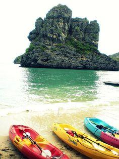 Anthong National Marine Park