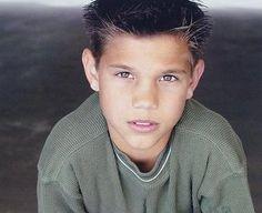 Taylor Lautner As A Kid   Celebrities As Kids