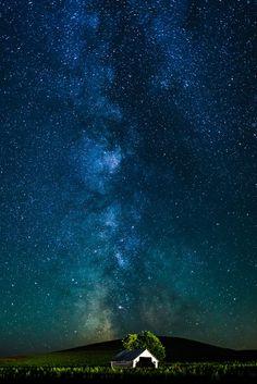 Milky Way by Putt Sakdhnagool on 500px