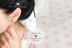 ring & earings little star