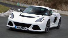 V6-engined #Lotus #Exige S.  Hardcore!