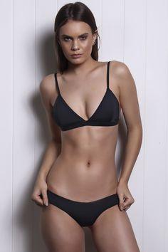 3453b3b53c Marilyn Bottoms MYRA SWIM  68 Triangle Bikini Top