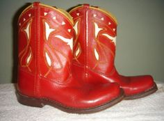 Funky retro Western.  Visit my blog http://cdiannezweig.blogspot.com/ and my site http://iantiqueonline.ning.com/    Google Image Result for http://modernkiddo.com/images/vkm41_cowboyboots.jpg