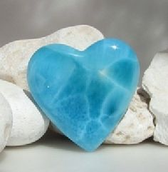 Larimar - Stone of Atlantis