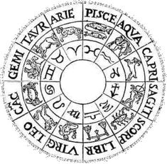 The zodiac signs of the horoscope. The classical astrology meanings of the twelve zodiac star signs in your complete horoscope.