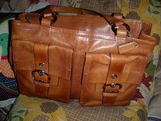 Autentica Y Hermosa Bolsa Coach Modelo 6468 Soho Piel - $ 2,800.00 en MercadoLibre