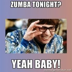 My first week back at Zumba was a tough one after being off for 3 weeks sick! Thanks for continuing to let us shake our groove thing every Monday! Zumba Meme, Keto Transformation, Weight Loss Journey, Healthy Choices, Website, Funny, Body Fitness, 3 Weeks, Shake