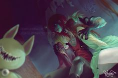 Everything will be all right by Krisantyl on DeviantArt