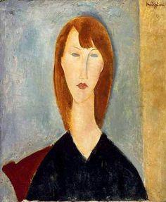 (1) Arte Moderna Modigliani 1918