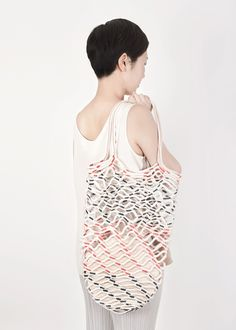 Net Bag by Dough Jonhston