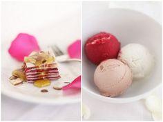 Valentine days desserts