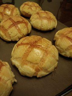 【維尼烘焙生活實錄】湯種菠蘿麵包食譜、作法 | Winnie的多多開伙食譜分享