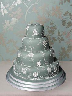 Contemporary Wedding Cakes | Hockleys Cakes Northamptonshire