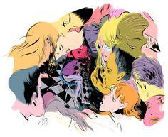 Illustrator Spotlight: Wesley Allsbrook...